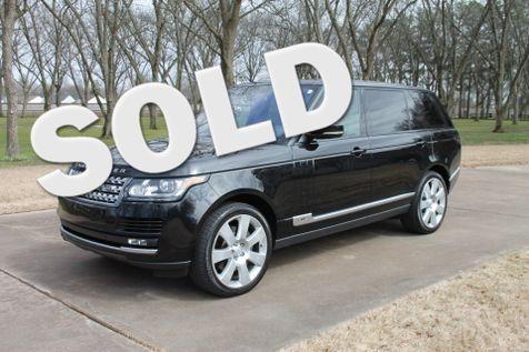 2016 Land Rover Range Rover LWB Supercharged V8 in Marion, Arkansas