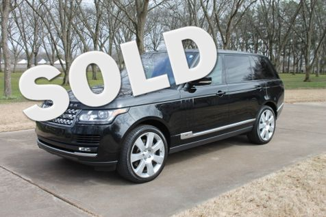 2016 Land Rover Range Rover LWB Supercharged V8 in Marion, Arkansas