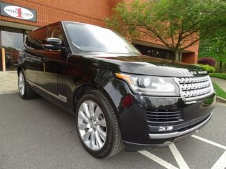 2016 Land Rover Range Rover Supercharged in Marietta, GA 30067