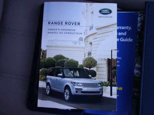 2016 Land Rover Range Rover HSE in Marion, AR 72364