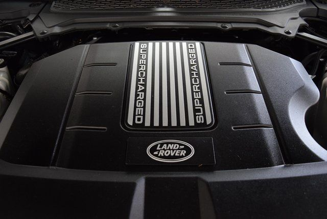 2016 Land Rover Range Rover 5.0L V8 Supercharged in McKinney Texas, 75070