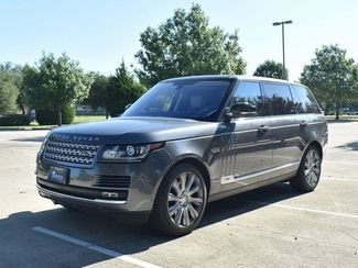 2016 Land Rover Range Rover Supercharged in McKinney, TX 75070