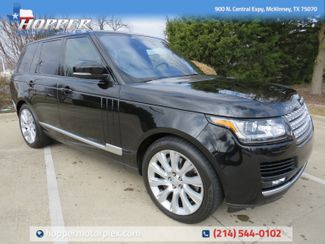 2016 Land Rover Range Rover 5.0L V8 Supercharged in McKinney, Texas 75070