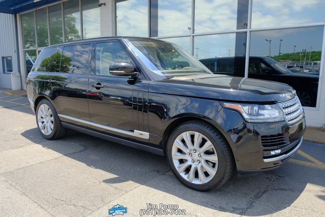 2016 Land Rover Range Rover L Supercharged LWB