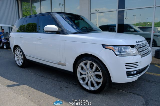 2016 Land Rover Range Rover HSE/ W PANO ROOF