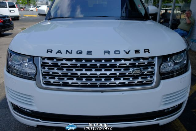 2016 Land Rover Range Rover HSE/ W PANO ROOF in Memphis, Tennessee 38115