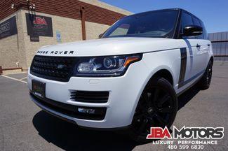 2016 Land Rover Range Rover Diesel HSE TD6 | MESA, AZ | JBA MOTORS in Mesa AZ