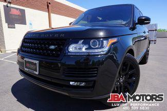 2016 Land Rover Range Rover Supercharged V8 Full Size SUV ~ Highly Optioned | MESA, AZ | JBA MOTORS in Mesa AZ