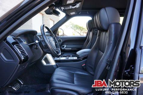 2016 Land Rover Range Rover Supercharged V8 Full Size SUV ~ Highly Optioned | MESA, AZ | JBA MOTORS in MESA, AZ