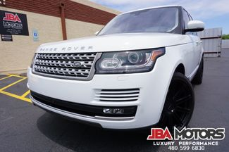 2016 Land Rover Range Rover Diesel HSE 4WD Full Size SUV TD6 4x4   MESA, AZ   JBA MOTORS in Mesa AZ