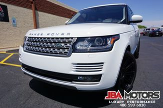 2016 Land Rover Range Rover Diesel HSE 4WD Full Size SUV TD6 4x4 | MESA, AZ | JBA MOTORS in Mesa AZ