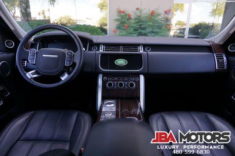 2016 Land Rover Range Rover Diesel HSE 4WD Full Size SUV TD6 4x4 | MESA, AZ | JBA MOTORS in MESA, AZ