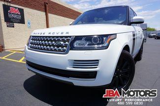 2016 Land Rover Range Rover HSE Supercharged 4WD Full Size SUV   MESA, AZ   JBA MOTORS in Mesa AZ