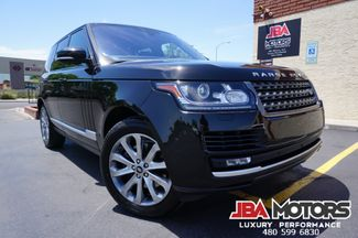 2016 Land Rover Range Rover Diesel TD6 4WD SUV in Mesa, AZ 85202