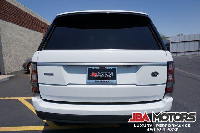 2016 Land Rover Range Rover Supercharged V8 SC SUV in Mesa, AZ 85202