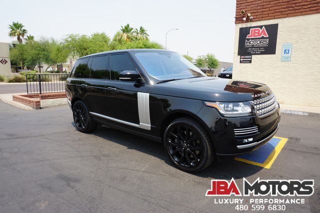 2016 Land Rover Range Rover Autobiography V8 Supercharged 4WD SC ATB Full Size in Mesa, AZ 85202