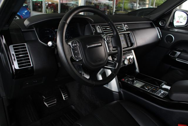 2016 Land Rover Range Rover Supercharged 4WD - VISION ASSIST PACK - PANO ROOF! Mooresville , NC 31