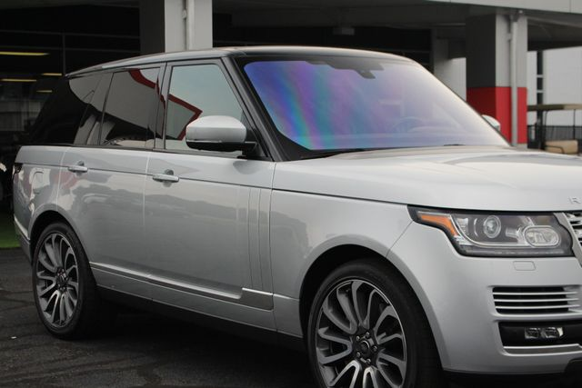 2016 Land Rover Range Rover Supercharged 4WD - VISION ASSIST PACK - PANO ROOF! Mooresville , NC 27