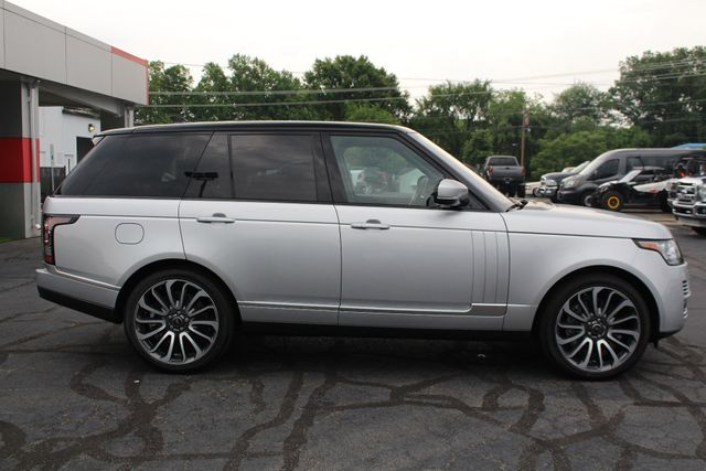 2016 Land Rover Range Rover Supercharged 4WD - VISION ASSIST PACK - PANO ROOF! Mooresville , NC 15