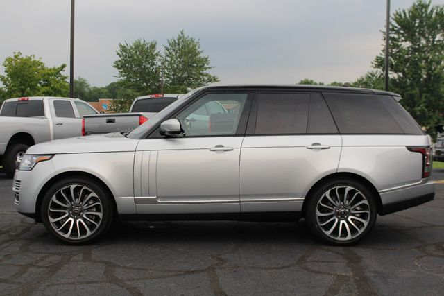 2016 Land Rover Range Rover Supercharged 4WD - VISION ASSIST PACK - PANO ROOF! Mooresville , NC 16