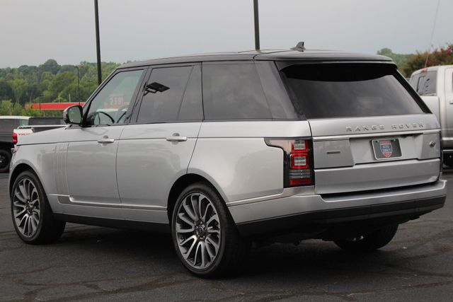 2016 Land Rover Range Rover Supercharged 4WD - VISION ASSIST PACK - PANO ROOF! Mooresville , NC 26