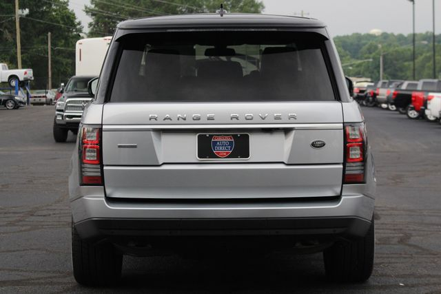 2016 Land Rover Range Rover Supercharged 4WD - VISION ASSIST PACK - PANO ROOF! Mooresville , NC 18