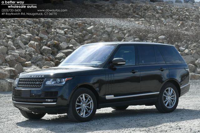 2016 Land Rover Range Rover Diesel Naugatuck, Connecticut