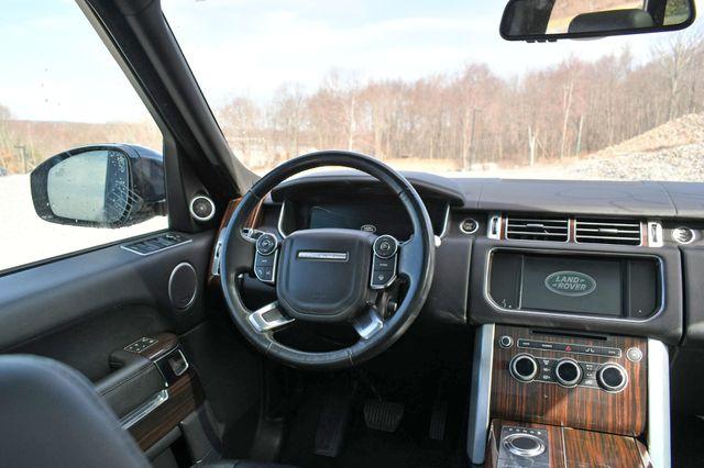 2016 Land Rover Range Rover Diesel Naugatuck, Connecticut 18