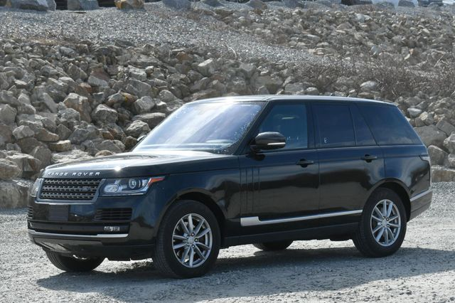 2016 Land Rover Range Rover Diesel Naugatuck, Connecticut 2