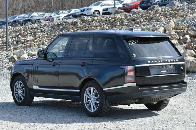 2016 Land Rover Range Rover Diesel Naugatuck, Connecticut 4