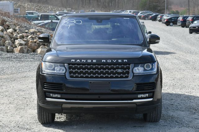 2016 Land Rover Range Rover Diesel Naugatuck, Connecticut 9