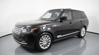 2016 Land Rover Range Rover Supercharged in Pompano, Florida 33064
