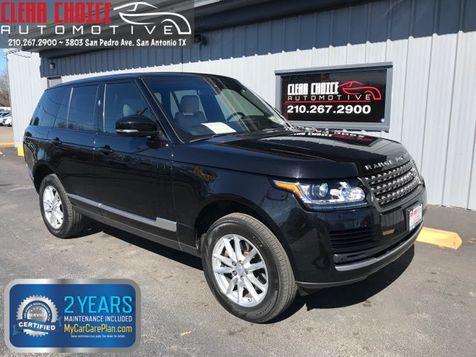 2016 Land Rover Range Rover Base in San Antonio, TX