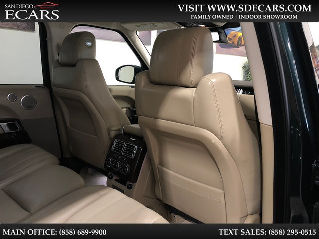 2016 Land Rover Range Rover HSE in San Diego, CA 92126