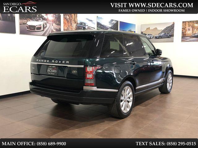 2016 Land Rover Range Rover HSE in San Diego, CA 92126