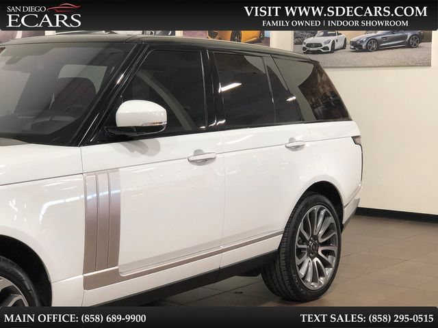2016 Land Rover Range Rover Autobiography in San Diego, CA 92126