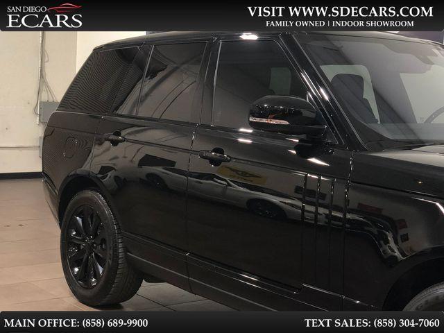 2016 Land Rover Range Rover Diesel HSE in San Diego, CA 92126