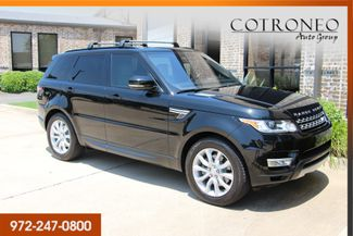 2016 Land Rover Range Rover Sport V6 HSE in Addison TX, 75001