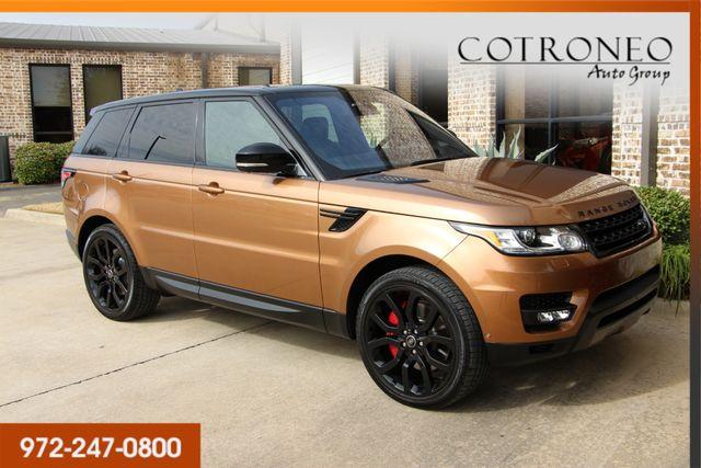 2016 Land Rover Range Rover Sport V8 Dynamic in Addison, TX 75001