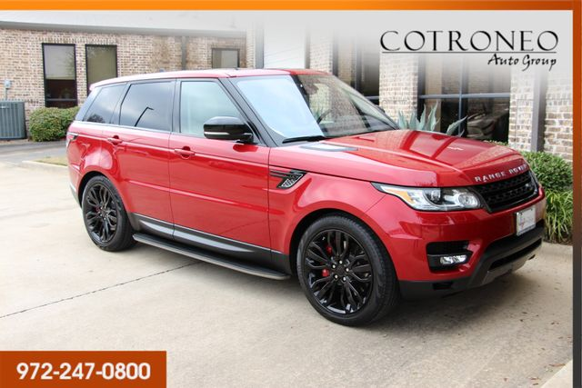 2016 Land Rover Range Rover Sport V8 Dynamic in Addison, TX 75001