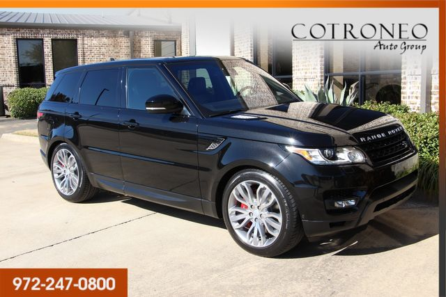2016 Land Rover Range Rover Sport V8 SC Dynamic in Addison, TX 75001