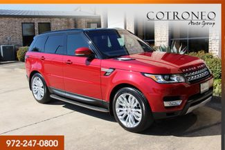 2016 Land Rover Range Rover Sport HSE in Addison, TX 75001