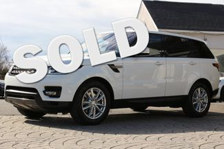 2016 Land Rover Range Rover Sport SE in Alexandria VA