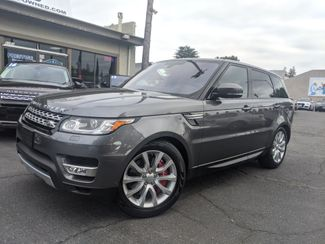 2016 Land Rover RANGE ROVER SPORT HSE V8 (*510 HP//FULLY LOADED//NAVI & BACK-UP CAM/*)  in Campbell CA