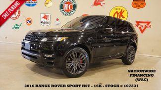 2016 Land Rover Range Rover Sport HSE HST ROOF,NAV,HTD/COOL LTH,21'S,16K in Carrollton, TX 75006