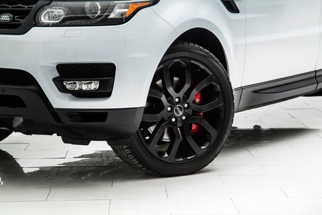 2016 Land Rover Range Rover Sport Dynamic V8 Supercharged in Carrollton, TX 75001