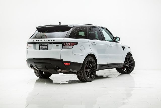 2016 Land Rover Range Rover Sport Dynamic V8 Supercharged in Addison, TX 75001