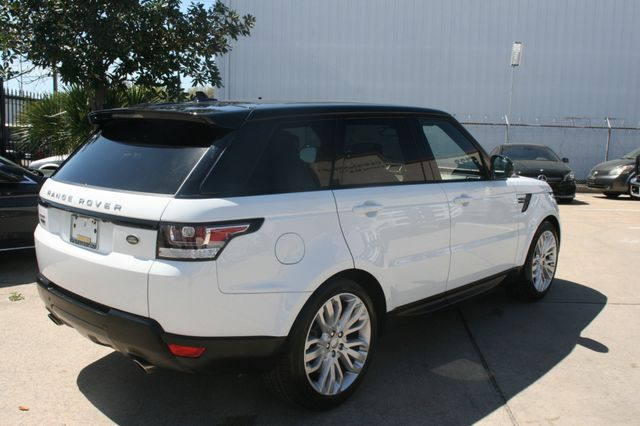 2016 Land Rover Range Rover V8 Super Charged  Dynamic Pkg V8 Super Charged  Dynamic Pkg Houston, Texas 7