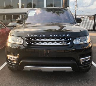 2016 Land Rover Range Rover Sport V6 HSE Houston, Texas