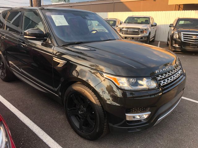 2016 Land Rover Range Rover Sport V6 HSE Houston, Texas 10